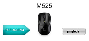 Logitech Mi M525