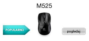 Logitech Miš M525