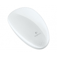 Logitech T620 Touch Mouse White