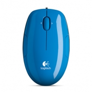 Logitech LS1 Laser Mouse Aqua