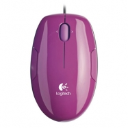 Logitech LS1 Laser Mouse Berry