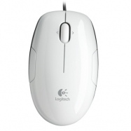 Logitech LS1 Laser Mouse Coconut