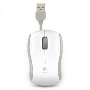 Logitech Mouse M125 White