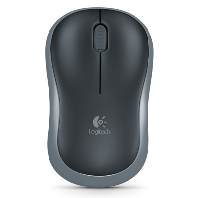 Logitech Wireless Mouse M185 Grey