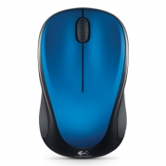 Logitech Wireless Mouse M235 Steel Blue