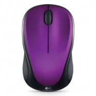 Logitech Wireless Mouse M235 Vivid Violet