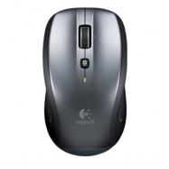 Logitech Wireless Mouse M515 Silver