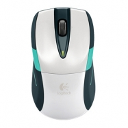 Logitech Wireless Mouse M525 Pearl White