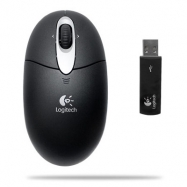 Logitech RX650 Cordless Optical Mouse
