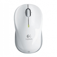 Logitech V470 Cordless Laser Mouse for Bluetooth White