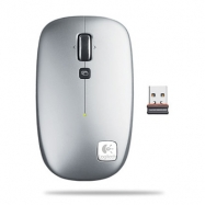 Logitech V550 Nano Cordless Laser Mouse for Notebooks