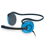 Logitech H130 Headset Sky Blue