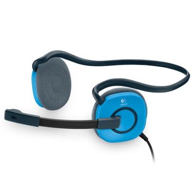 Logitech H130 Headset Sky Blue
