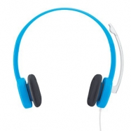 Logitech H150 Headset Sky Blue