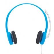 Logitech H150 Headset Sky Blue