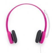 Logitech H150 Headset Pink
