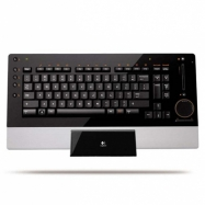 Logitech diNovo Edge Wireless Keyboard