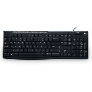 Logitech Media Keyboard K200