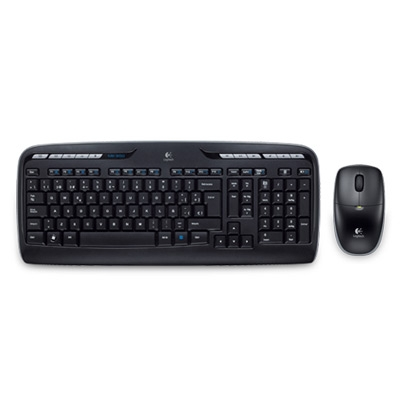 Logitech Wireless Desktop MK300