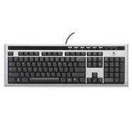 Logitech UltraX Premium Keyboard