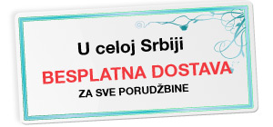 Besplatna dostava - Logitech Srbija - Beograd, Novi Sad, Sombor, Apatin...