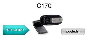 Logitech Web Kamera C170
